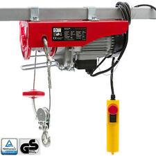 Treuil à câble électrique Treuil-Palan électrique 200/400 kg