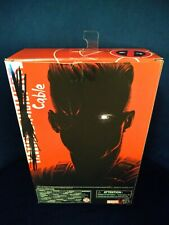 Marvel Legends Deadpool 2 Cable Walmart Exclusive BOX ONLY no figure