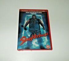 Slaughterhouse  DVD Brand New & Sealed Region slasher classics
