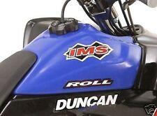 IMS Oversized 3.8 Gallon Fuel Gas Tank BLUE Yamaha YFZ450 YFZ 450 2004-2013