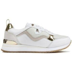 TOMMY HILFIGER Womens Active City Sneaker Trainers White