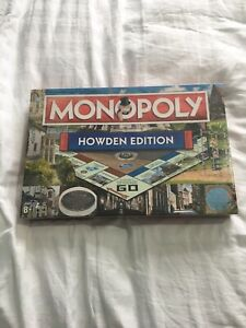 MONOPOLY HOWDEN EDITION BRAND NEW AND SEALED RARE EDITION BOARD GAME
