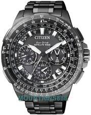 CITIZEN EcoDrive Watch,SATELLITETimekeeping,Pilot,WorldTime,CC9025-51E,WR200,Men