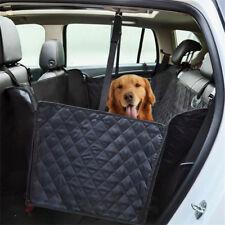 Waterproof Dog Car Seat Cover Fit Cat Pet Door Van Back Rear Bench Hammock Fam