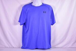 Men's Under Armour Heatgear Tech T- Shirt 2.0, Blue