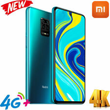 "5020mAh 6.67"" Xiaomi Redmi Note 9S 4G Smartphone 4GB + 64GB Global Version 48MP"