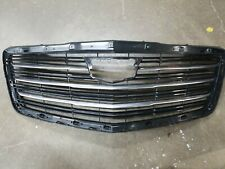 Cadillac GM Front Grille Black Silver 2015-2019 ATS 2018 CTS 23499399 90871200