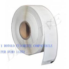 Etichette Compatibili per DYMO 11352 54mmX25mm S0722520 LABELWRITER 400 450 BL
