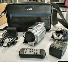 New ListingJvc Gr-Dvl520 MiniDv Mini Dv Camcorder Bundle with Bag and Accessories
