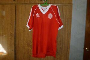 Rare USA National Team United States Adidas Vintage Soccer Shirt Home 1985 Sz L