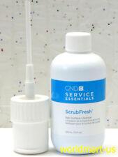 CND Shellac Service Essentials ScrubFresh 222ml-7.5fl.oz & Free Pumper