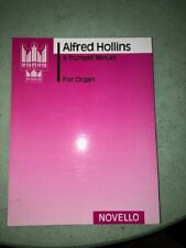 Alfred Hollins: A Trumpet Minuet (Organ) Music Book - New!