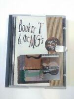Booker T & The MG'S ~ Thats The Way It Should Be MiniDisc MD Mini Disc CM 53307