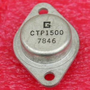CTP1500 transistor NEW old stock