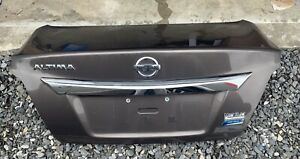 2013-2015 NISSAN ALTIMA SEDAN  TRUNK LID  OEM 13-15 Brown LOCAL PICK UP ONLY