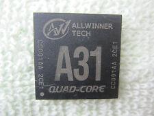 1 Piece New Allwinner Tech A31 BGA609 CPU IC Chip