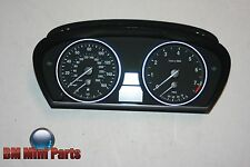BMW E70 X5 30is INSTRUMENT CLUSTER UNCODED MPH 62109195694
