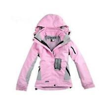 Women Candy Colors winter Outdoor ski Snow Jacket Warm Waterproof Coat Parka NEW