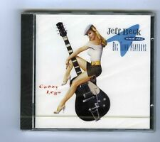 CD (NEW) JEFF BECK & THE BIG TOWN PLAYBOYS CRAZY LEGS