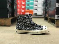 Converse Chuck Taylor GoreTex Mens High Top Shoes Black/White 162347C NEW Multi