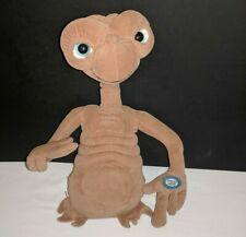 """E.T. The Extra Terrestrial Talking Toy 12"""" Toys R Us Exclusive by Thinkway Toys"""