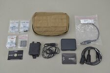TEA INVISIO V60 Headset & PTT Cable Kit V60 X5 Bone Microphone (14851-69) AOR1