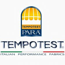 TESSUTO TEMPOTEST PARA' SALDATO SU MISURA TENDE DA SOLE MQ 17,20 CAMBIO TELO
