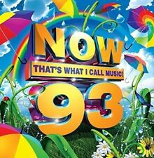 Various Artists - NOW That's What I Call Music! 93 - Various Artists CD LAVG The