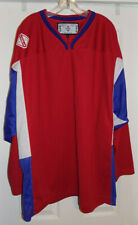 TACKLA Czech Republic National Team Mens Large Practice Hockey Jersey AUTHENTIC!