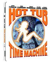 Blu Steel 4 U Hot Tub Time Machine Limited Edition Steelbook
