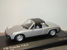 VW Porsche 914 914/4 1969-73 - Minichamps 1:43 in Box *33989