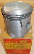 1950-1955 Matchless G80CS 500cc 82.5mm +020 bore BRAND NEW Hepolite piston     3