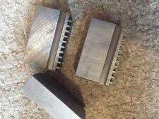 SOFT  Jaws for PRATT BURNERD 3 Jaw Chuck 150mm ELH
