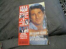 TELE POCHE N°1419 - 1993 Richard GERE Sandrine BONNAIRE Isabelle AUBRET Pow Wow