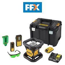Dewalt DCE079D1G-GB 18v 1x2.0Ah Li-Ion Verde Giratorio Kit Laser