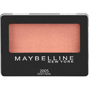 Maybelline Expert Wear Eyeshadow Makeup Dusty Rose 0.08 oz