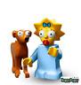 Lego The Simpsons 71009 Minifigur #04 Maggie Neu u. ungeöffnet New/Sealed