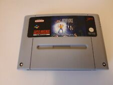 Another World - SNES Super Nintendo  PAL VERSION