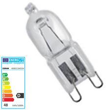 OSRAM G9 Halogen Lampe Halopin Birne 230V Stecklampe Leuchte 230V Stiftsockel