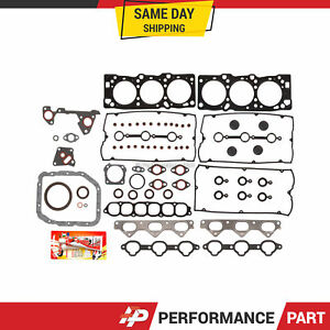 Full Gasket Set for Hyundai Santa Fe XG350 Kia Amanti 3.5L DOHC 24V G6CU