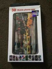 Samsung s4 i9500 (s4) Mobile Phone 3d hard case/cover-USA Pictures-BRAND NEW