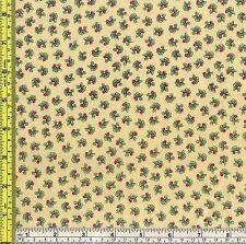 Beatrix Potter Peter Rabbit Radish Yellow Cotton Fabric 1/4 yd 22.5 cm off bolt