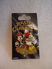 Ltd  ed WDW Ltd Edition Pirates of the Carribean with Mickey and Donald