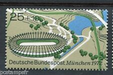 ALLEMAGNE FEDERALE, 1972, timbre 580, SPORTS, JEUX OLYMPIQUES MUNICH, neuf**