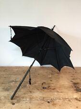 """Victorian Edwardian Paragon cadre """"FOX"""" Noir Femmes Parapluie-Original Avec"""