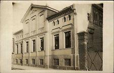 ZSCHORNEWITZ seltene Privathaus Echtfoto-AK ~1910 Bahnpost gelaufen ab Magdeburg