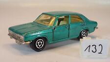 Majorette 1/60 Nº 208 Chrysler 180 berline vert clair métallisé nº 2 #132