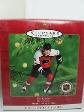 Eric Lindros, 2000, Hockey Greats, 4th, Hallmark Keepsake Ornament