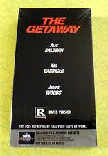 The Getaway ~ New VHS Movie Screener Promo Demo Video Tape ~ 1994 Alec Baldwin