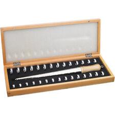 Ring Gauge Kit 1-15 Us Sizes In A Wooden Box(ga30)